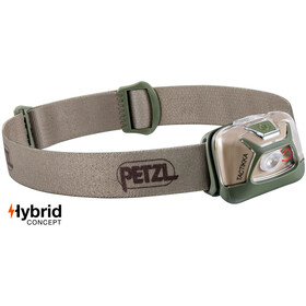 Petzl Tactikka Headlight sand